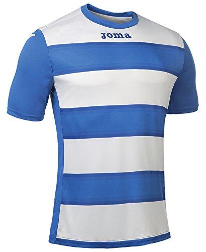 Joma Europa III T-Shirt, Herren, Herren, Europa III ROYAL/Weiß