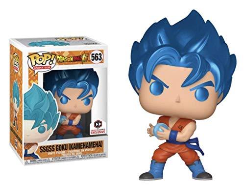 SSGSS Goku (Kamehameha) (