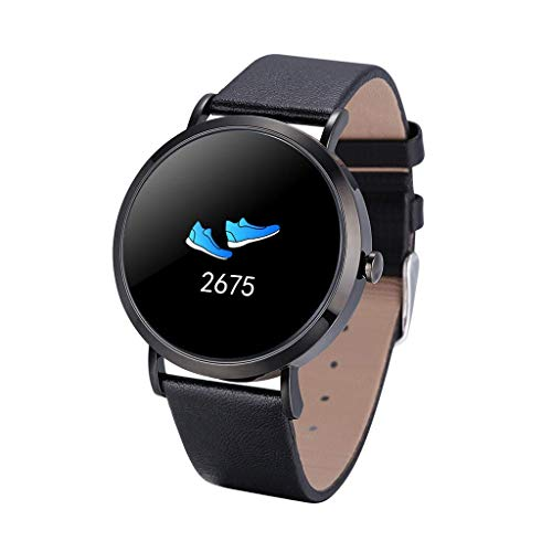 OPTA RSB-091 Bluetooth Fitness Band Smart Watch for Android, iOS Devices(Black)