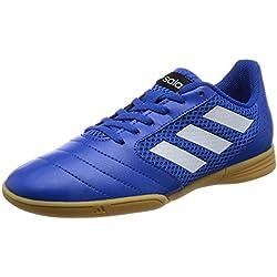 adidas Ace 17.4 Sala J, Botas de Fútbol Unisex Niños, Azul (Blue/footwear White/core Black), 36 2/3 EU