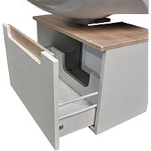 suchergebnis auf f r waschbeckenunterschrank h ngend. Black Bedroom Furniture Sets. Home Design Ideas