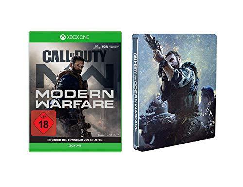 Call of Duty: Modern Warfare - [Xbox One] + Steelbook