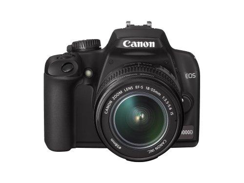 Canon EOS 1000D SLR-Digitalkamera_4