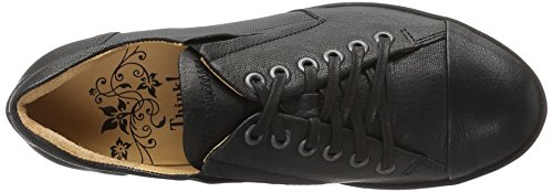 Think! Damen Seas Sneakers Schwarz (SCHWARZ 00)