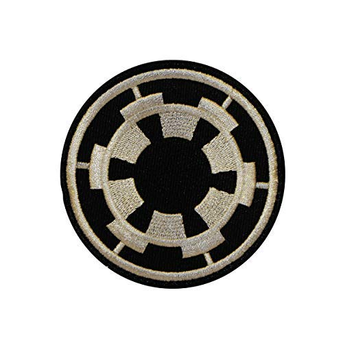 Cobra Tactical Solutions Imperiale Kräfte Besticktes Patch Emblem Cosplay Airsoft Klettverschluss Patch
