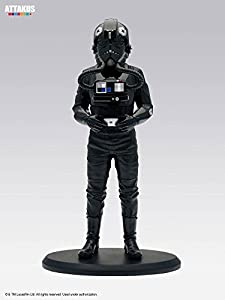 Heo- Piloto Tie Fighter Estatua Resina 18 Cm Star Wars, (ATTATTSW031)
