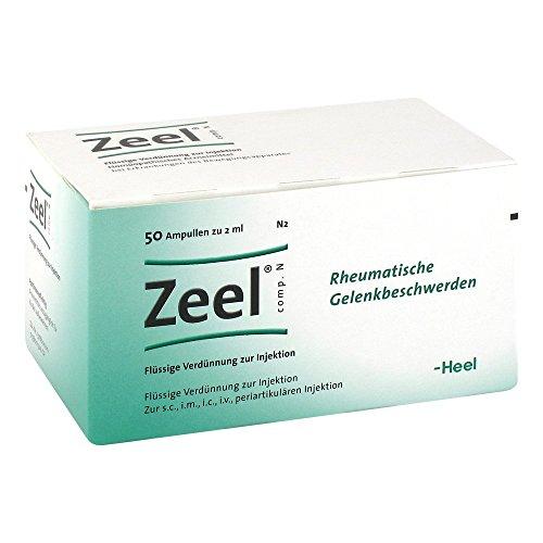 Zeel compositus N Ampullen 50 stk