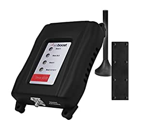 weBoost Drive 4G-M Cell Phone Booster Kit - Boosts Signal For Up To 4 Devices In Your Car