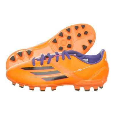 Größe Fußball-stollen, Jungen 5 (Adidas Schuhe Nockenschuhe F10 Fußballschuhe TRX AG Kinder Junior Kinder solzes/black, Größe Adidas:5)
