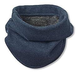 Sterntaler Jungen Loop-Schal, Schlupfschal, Größe: S, Blau (Marine)