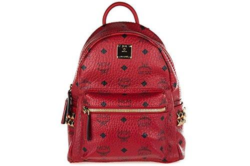 Imagen de mcm  bolso de mujer nuevo dual stark rojo