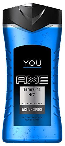 Axe Duschgel You Refreshed 250 ml, 6er Pack (6 x 250 ml)