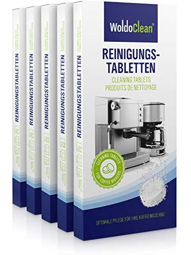 Reinigungstabletten Blisterverpackung für Kaffeemaschine und Kaffeeautomat - 40 x 2g