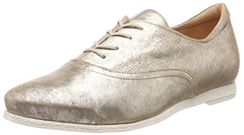 Think! Damen Shua_282035 Brogues, Gold (Sand 43), 38 EU