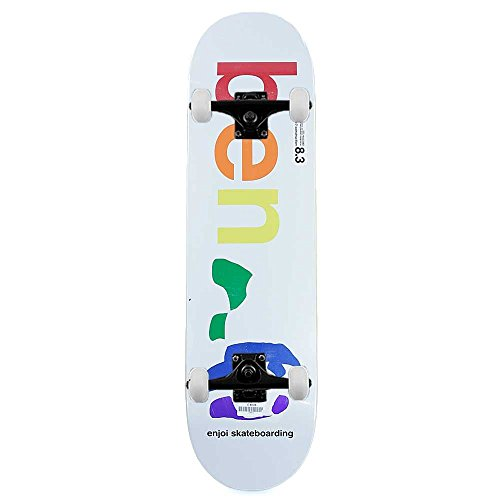 Preisvergleich Produktbild Enjoi Skateboards Ben raemers Spectrum 2Pro komplett Skateboard 21,3cm