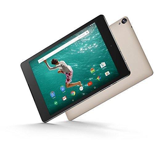 Google Nexus 9 HTC 2GB Ram 32GB Memoria GPS NFC Tablet 8.9'' - Sand (Ricondizionato Certificato)