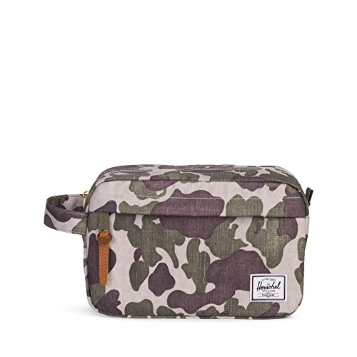 Herschel Travel Collection Chapter Travel Kulturbeutel 24 cm Frog camo -