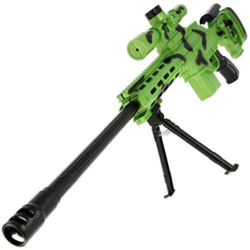 (batteriebetrieben Rapid Feuern USB AK grün und schwarz 47Camo Gel weichem Wasser Kristall Toy Gun Set 20m Reichweite mit 2000Munition für Kinder und Erwachsene)