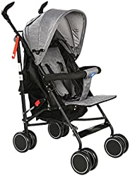Mee Mee Lightweight Baby Stroller with Reclining Seat