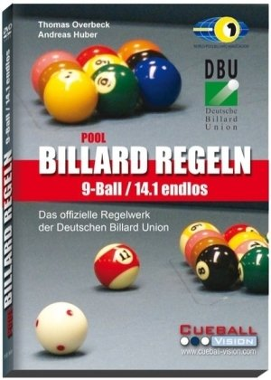 Pool-Billard-Regeln 9-Ball / 14.1 endlos, DVD