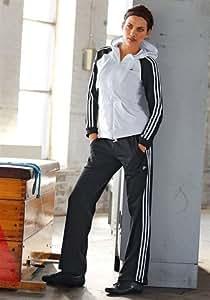 sportanzug adidas jogginganzug young knit suit trainingsanzug f r damen gr 44. Black Bedroom Furniture Sets. Home Design Ideas