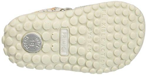 Primigi Psw 7554, Chaussures Marche Bébé Fille Multicolore (Bco-cipr-acqua)