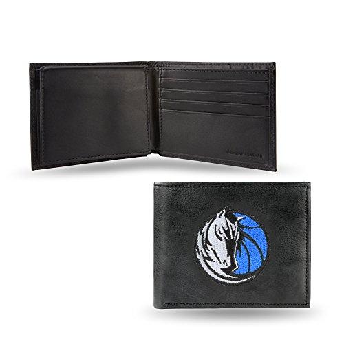 Rico NBA Boston Celtics Geldbörse, Leder, Bestickt, Herren, Dallas Mavericks - Maverick Leder