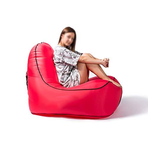 MAGO Faules Sofa - Aufblasbares Innen- Oder Couch Im Freien-einzelnes Luftschlafenbett, Tragbares...