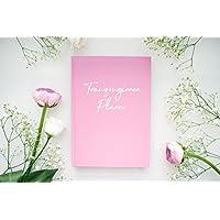 Trauzeuginnen-Planer in Pink (mit GRATIS Postkarte)