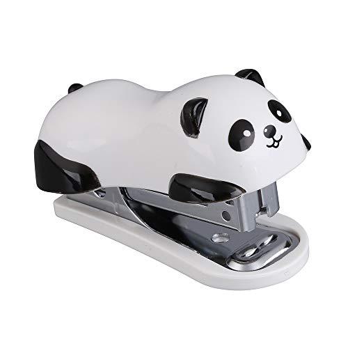 Stonges Mignon Panda Mini agrafeuse de bureau et Agrafeuse main...