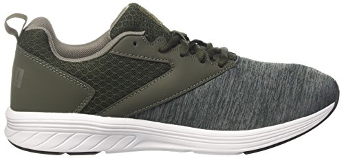 Puma Nrgy Comet, Scape per Sport Outdoor Unisex – Adulto Grigio (Forest Night-castor Gray)