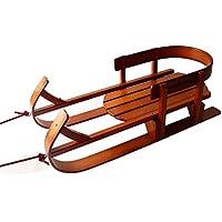 YTBLF Equipo De Esquí De Madera De Los Trineos del Esquí De Madera para Las Estaciones De Esquí