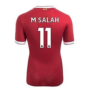 M-Salah Men's Football Shirt 17/18 by JLSPRT