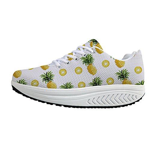 CHAQLIN - classico donna Pineapple-3