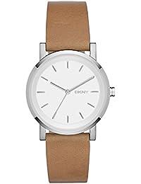 DKNY Soho – Reloj de pulsera analógico para mujer cuarzo piel ny2339