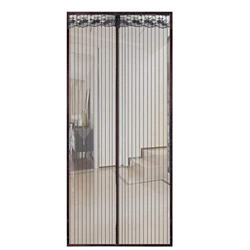 19aba094ffc43 Uus WZHANG Rideau Anti-Moustique, Porte-écran de moustiquaire de fenêtre de  Cuisine