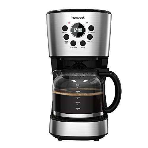 Homgeek Coffee Maker 41axFvF9mxL