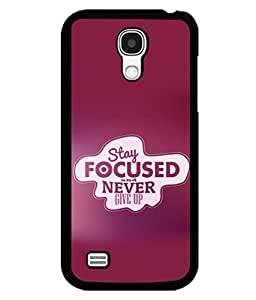 printtech Cool Quotes Success Back Case Cover for Samsung Galaxy S4 Mini::Samsung Galaxy S4 Mini i9190