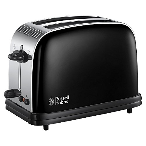 4. Russell Hobbs Colour Plus 2-Slice Toaster in Best Selling Toasters UK #1