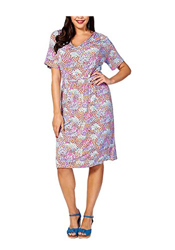Joe Browns - Robe - Opaque - Femme Multicolore Multicolore Multicolore