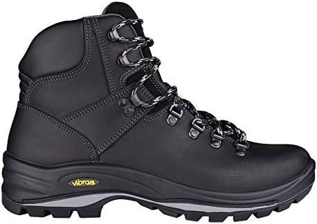 Solid Gear sg1282942 Hiker – Zapatos de seguridad talla 42 NEGRO