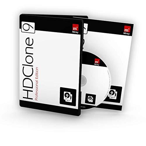 HDClone 9 Professional Edition (Box, deutsch) - Kopieren | Backup | Datenrettung