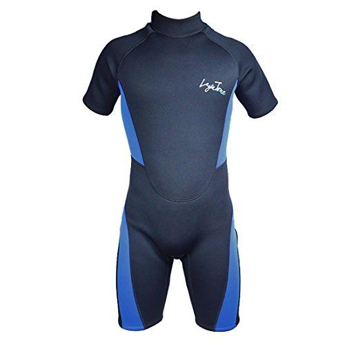 LayaTone Neoprenanzug Shorty Herren 3mm Schwimmanzug (Mm Neoprenanzug 7 Herren)