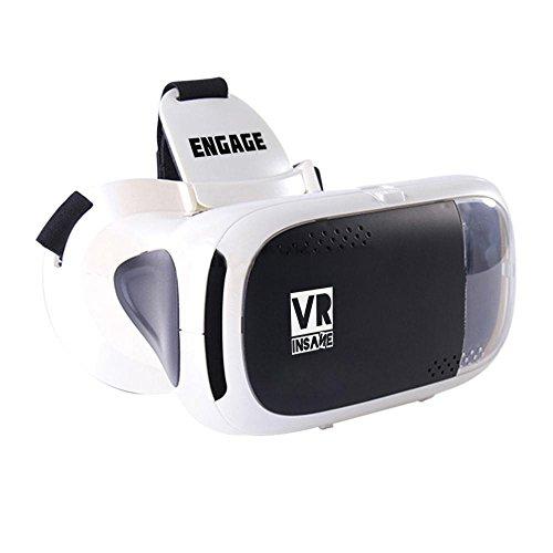 VR Insane Engage Virtual Reality Headset für Smartphones v.1