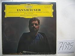 Wagner: Tannhäuser (Querschnitt) [Vinyl LP] [Schallplatte]