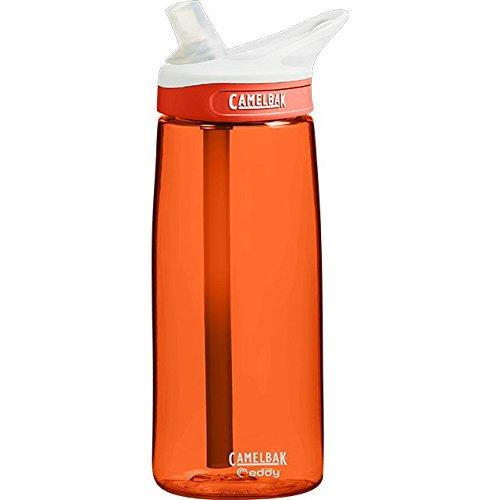 CamelBak Wasserflasche Eddy, lava, 0.75 Liter, 53624 -