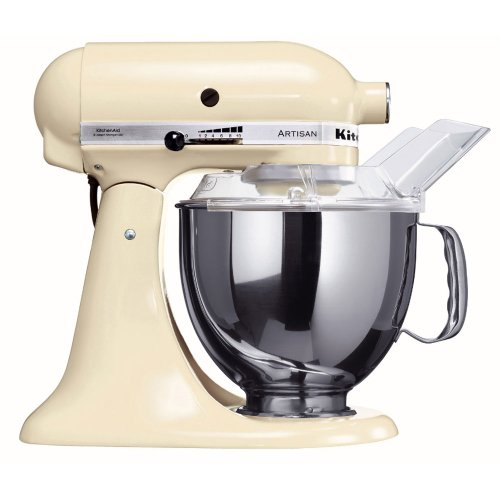 Kitchenaid 5KSM150PSEAC Robot da cucina da 4.8 litri, colore: Mandorla