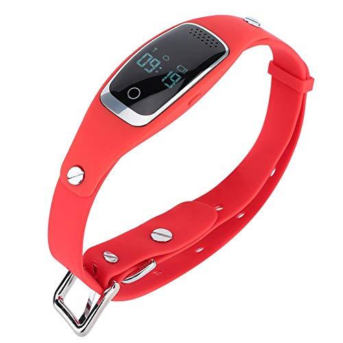 Pssopp Tracker pour Animaux GPS étanche Anti-Perte de localisation Collier de Suivi Chien Chat Mini-Chargeur USB...