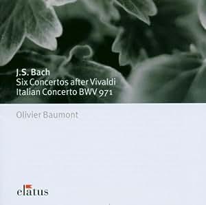 Six Concertos After Vivaldi