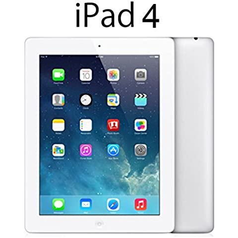 Apple iPad mini 64GB 3G 4G Plata, Color blanco - Tablet (Minitableta, IEEE 802.11n, iOS, Pizarra, iOS, Plata, Color